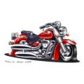 Harley-Davidson Motorschlüssel