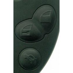 Alfa Romeo Klappschlüssel Gehäuse 3 Tasten - neu Type Drucktasten -  Schlüsselblatt SIP22 - After Market Produkt