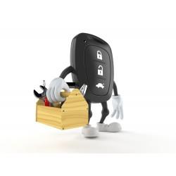 Auto Schlüssel Reparaturservice für diverse Auto Schlüssel.