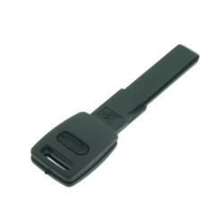 Notschlüssel für Audi - inklusive ID48 megamos transponder - Schlüsselblatt HU66 - After Market Produkt