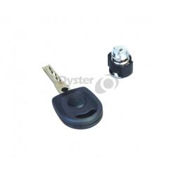 Schloss für Ablagefach - New Beetle - Golf MK4 - Jetta - Schlüsselblat HU66 - OEM product