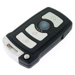 BMW Smartkey (noch unprogrammiert) 4-Tasten - (868 Mhz), für BMW 5er bis 7er Serie - After Market Produkt