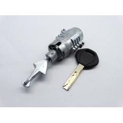 Linke Tür Schloss mit Schlüssel für BMW 5er - Schlüsselblatt HU92 - After Market Produkt