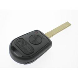 BMW Schlüssel Gehäuse 3 Tasten - Schlüsselblatt HU92 - After Market Produkt