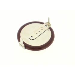 Originale wiederaufladbare Batterie Panasonic VL -2020/VCN  Lithium - 3 Volt - 180 Grad - für Schlüssel  BMW - Mini