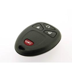 Chevrolet Fernbedienung 3 Tasten -  panic button - 315 Mhz - KOBGT04A - After Market Produkt