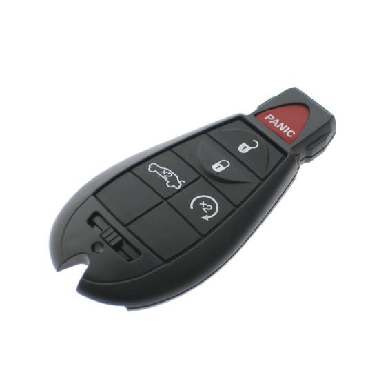 Dodge RAM Fobik Schlüssel 4 Tasten - 434 Mhz - PCF7961 - (2013 - 2018) - 56046953 - OEM Produkt
