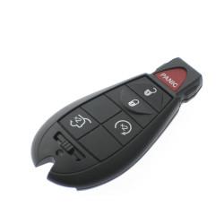 Chrysler - Dodge - Jeep - Fobik Schlüssel - 4 Tasten - 434 Mhz - PCF7941 - OEM Produkt