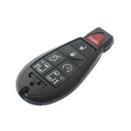 Chrysler - Dodge Fobik Schüssel mit Ferndienung - 6 Tasten - 315/434 Mhz - non keyless - After Market Produkt