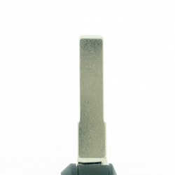 Fiat Klappschlüssel Gehäuse 3 Tasten - Schlüsselblatt SIP22 - ohne Logo - Farbe schwarz  - After Market Produkt