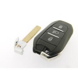 Smartkey für Peugeot 3008/5008/508 - Keyless - Lampe - 98105588ZD - OEM Produkt