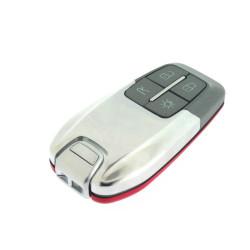 Smartkey Gehäuse Ferrari 488 GTB - 4 Tasten - ohne Notschlüssel SIP22 - After Market Produkt