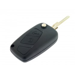 Klappschlüsselgehäuse Iveco Daily - 2 Tasten - Schlüsselblatt GT10 - After Market Produkt