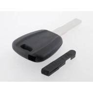 Fiat - Citroen - Peugeot - Opel - Ford - Schlüssel ohne Transponder - Schlüsselblatt SIP22  - After Market Produkt