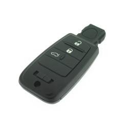 Fiat Smartschlüssel 3 Tasten -  434 Mhz - Inklusive Notschlüssel - Original OEM Produkt