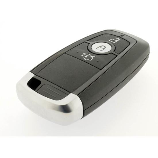Smartkey Gehäuse Ford - 3 Tasten - HS7T-15K601-DC - After Market Produkt