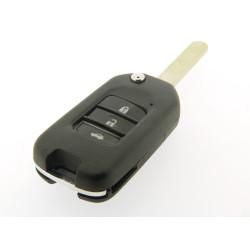 Schlüssel Gehäuse 3 Tasten für Honda CRV - Civic - Jazz - Accord - After Market Produkt