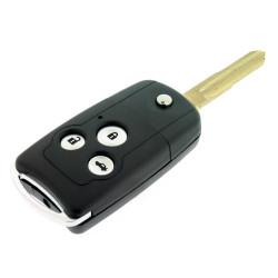 Honda Klappschlüssel-Umbauset 3 Tasten - für HON106 - Type 1- After Market Produkt