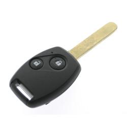 Honda Schlüssel 2 Tasten - (35111-SAH-305) - CRV - FRV - Jazz - 2006-2009) - After Market Produkt