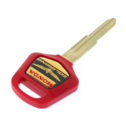 Honda Motorschlüssel - Rot - Schlüsselblatt HON70 - After Market Produkt