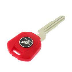Honda Motorschlüssel - Rot - Schlüsselblatt HON58R - After Market Produkt