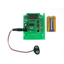 Frequenz Tester - Werkzeug zum Messen der Frequenz der Fernbedienung von u.a. Autoschlüssels  - After Market Produkt