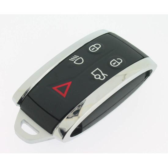 Jaguar XK  - XF Smartschlüssel 5 Tasten - 315 Mhz - After Market Produkt