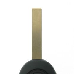 Rover Schlüssel 2 Tasten - 434 Mhz - 7930 Chip -  Schlüsselblatt HU92 - After Market Produkt - nicht original