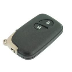 Lexus Smartkey Schlüssel Gehäuse - 2 Tasten - After Market Produkt