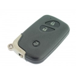 Lexus Smartkey Schlüssel Gehäuse - 3 Tasten - After Market Produkt
