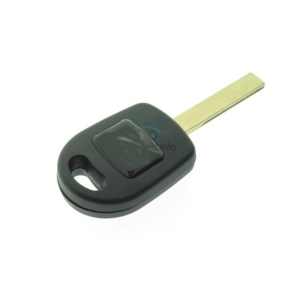 M.A.N. Schlüssel - Schlüsselblatt HU83 - geeignet für glasTransponder - After Market Produkt