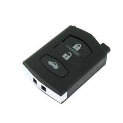 Mazda Druckknopfteil Klappschlüssel 3 Tasten - Siemens - Continental - Mazda 2 - 6 (2007-2011) - OEM Produkt