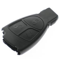 Smartkey Schlüsselgehäuse für Mercedes Benz - 3 Tasten - After Market Produkt