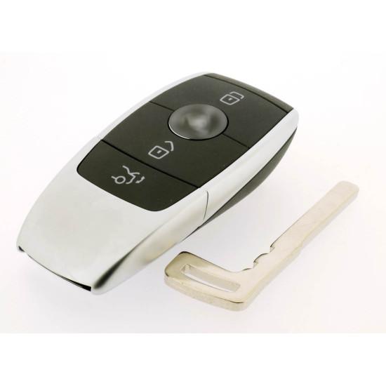 Smartkey für Mercedes Benz - 3 Tasten Schlüssel - 434 Mhz - LUA 222 905 65 09 MS2 - Original Produkt