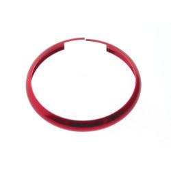 Aluminium Chromen Ring für MIN104 und MIN131 - farbe rot - After Market Produkt