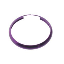 Aluminium Chromen Ring für MIN104 und MIN131 - farbe violet - After Market Produkt