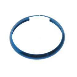 Mini aluminium Chromen Ring für MIN104 und MIN131 - farbe blau