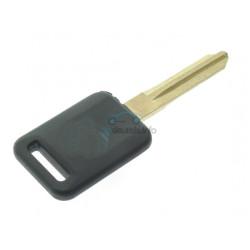 Nissan Kontaktschlüssel mit Transponder Chip - Schlüsselblatt NSN14 - After Market Produkt
