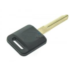Nissan Kontaktschlüssel mit Transponder Chip - After Market Produkt