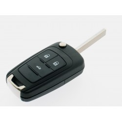 Klappschlüssel - 3 Tasten für Opel Astra J - Cascada - Insignia - 315 Mhz - After Market Produkt