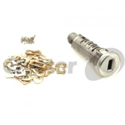 Reparatursatz für Opel Zundschloss  - Astra H - Corsa D - Vectra C - Zafira B - Signum - Tigra - Schlüsselblatt HU100 - OEM Produkt