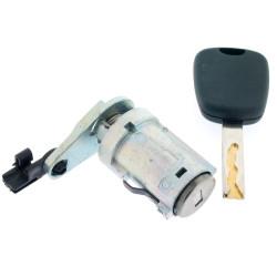 Peugeot 407  - linkes Türschloss - Schlüsselblatt HU83 - After Market Produkt
