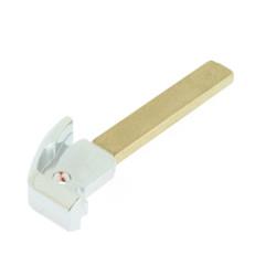 Nötschlüssel Schlüsselblatt HU83 - mit Nut  - für Peugeot und Citroen Smartschlüssel - After Market Produkt