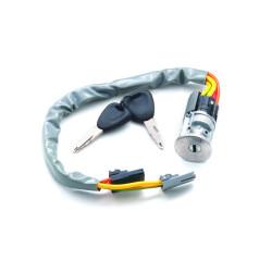 Komplettes Zündschlossset für Renault Kangoo - Schlüsselblatt VAC102 - OEM Produkt