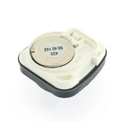 Saab Fernbedienung für Saab Schlüssel - 3 Tasten - 433 Mhz - ID14 Transponder Chip - OEM Produkt
