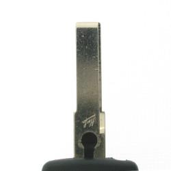 Schlüssel für Skoda - ID48 megamos transponder - Schlüsselblatt HU66 - mit lampe - After Market Produkt