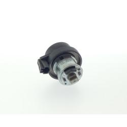 Zündschlossset mit 1em gefräßten Schlüssel, für u.a. die Modelle VW Polo, Passat und Bora - Schlüsselblatt HU66 - After Market Produkt
