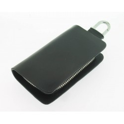 Kunstleder Schlüsseletui - Farbe Schwarz -  After Market Produkt
