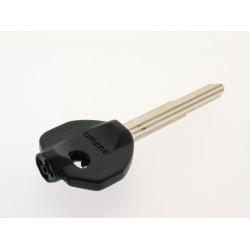 Suzuki Motorschlüssel  - Schwarz - Schlüsselblatt SZ14R (55mm) - After Market Produkt