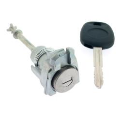 Linkes Türschloss Toyota Corolla - mit Schlüssel - Schlüsselblatt TOY43 - After Market Produkt